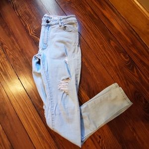 Melville High Waisted Jeans